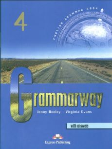 Grammarway 4 With answers Upper-intermediate - Jenny Dooley, Virginia Evans