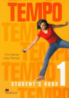 Tempo 1 Student's book - Chris Barker, Libby Mitchell