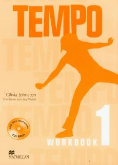 Tempo 1 Workbook + CD - Outlet - Libby Mitchell, Chris Barker, Olivia Johnston