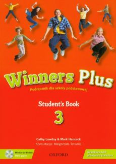 Winners Plus 3 Student's Book with CD - Outlet - Mark Hancock, Cathy Lawday