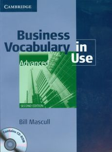 Business Vocabulary in Use Advanced + CD - Bill Mascull
