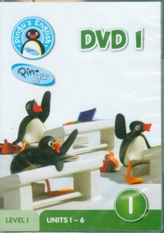 Pingu's English DVD 1 Level 1 - Diana Hicks, Daisy Scott