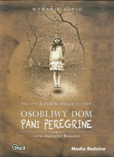 Osobliwy dom pani Peregrine - Outlet - Ransom Riggs
