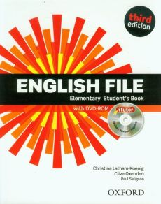 English File Elementary Student's Book + DVD-ROM