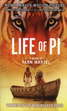 Life of Pi - Outlet - Yann Martel