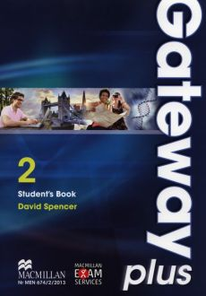 Gateway Plus 2 Student's Book - Outlet - David Spencer