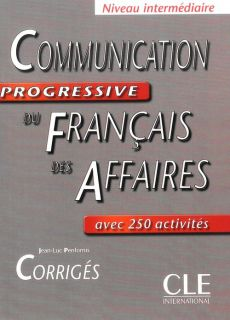 Communication progressive du francais des affaires klucz - Jean-Luc Penfornis
