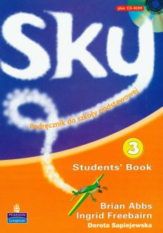 Sky 3 Students' Book + CD - Outlet - Brian Abbs, Ingrid Freebairn, Dorota Sapiejewska