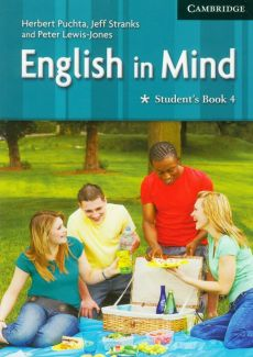 English in Mind 4 Student's Book - Peter Lewis-Jones, Herbert Puchta, Jeff Stranks
