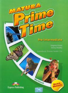 Matura Prime Time Pre-intermediate Workbook - Outlet - Virginia Evans, Jenny Dooley
