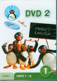 Pingu's English DVD 2 Level 1 - Diana Hicks, Daisy Scott