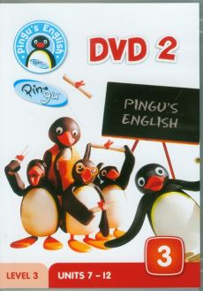Pingu's English DVD 2 Level 3 - Diana Hicks, Daisy Scott