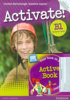 Activate! B1 New Students Book + Active Book & iTest PET - Outlet - Carolyn Barraclough, Suzanne Gaynor