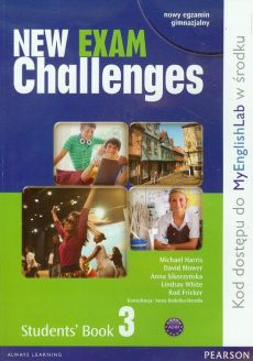 New Exam Challenges 3 Student's Book - Michael Harris, David Mower, Anna Sikorzyńska