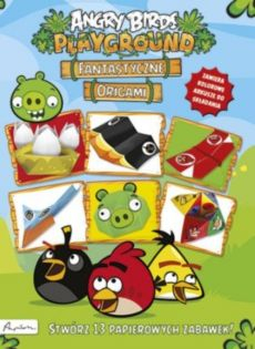 Angry Birds Playground Fantastyczne origami - Outlet