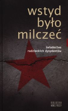 Wstyd bylo milczeć - Outlet