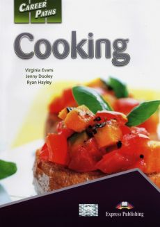 Career Paths Cooking - Outlet - Jenny Dooley, Virginia Evans, Ryan Hayley