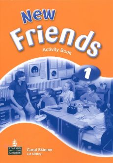 New Friends 1 Activity Book - Liz Kilbey, Carol Skinner