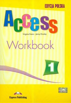 Access 1 Workbook Edycja polska - Outlet - Jenny Dooley, Virginia Evans