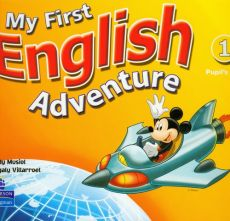 My First English Adventure 1 Pupil's Book - Outlet