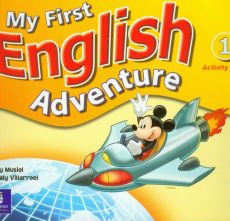 My First English Adventure 1 Activity Book - Outlet