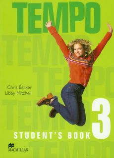 Tempo 3 Student's book - Outlet - Chris Barker, Libby Mitchell