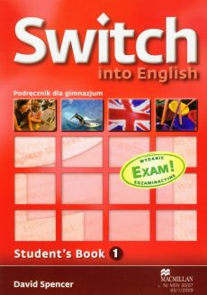 Switch into English 1 Podręcznik + CD - David Spencer