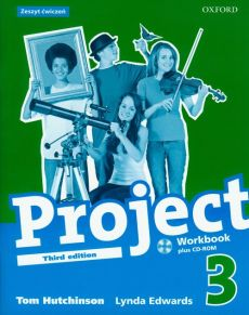 Project 3 workbook with CD - Outlet - Lynda Edwards, Tom Hutchinson