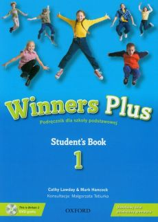 Winners Plus 1 Student's Book with CD - Mark Hancock, Cathy Lawday
