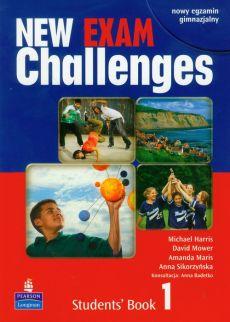 New Exam Challenges 1 Students' Book - Outlet - Michael Harris, Amanda Maris, David Mower