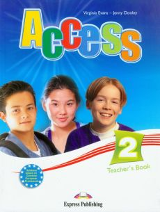 Access 2 Teacher's Book - Outlet - Virginia Evans, Jenny Dooley