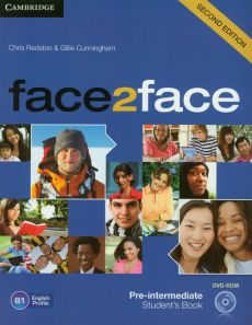 Face2face Pre-Intermediate Student's Book - Gillie Cunningham, Chris Redston
