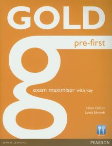Gold Pre-First exam maximiser with key - Outlet - Helen Chilton, Lynda Edwards