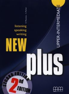 New Plus Upper-Intermediate 2nd Edition Student's Book - Outlet - E. Moutsou, S. Parker