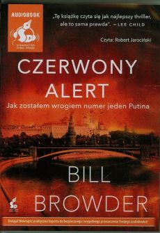 Czerwony alert - Outlet - Bill Browder