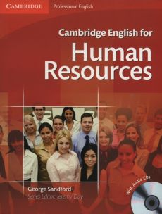 Cambridge English for Human Resources Student's Book +CD - George Sanford