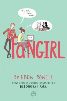 Fangirl - Outlet - Rainbow Rowell