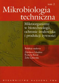 Mikrobiologia techniczna Tom 2 - Outlet