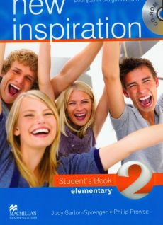 New Inspiration 2 Student's book with CD - Judy Garton-Sprenger, Philip Prowse