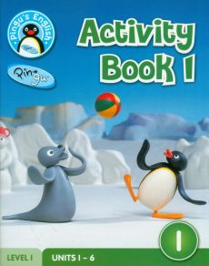 Pingu's English Activity Book 1 Level 1 - Outlet - Diana Hicks, Daisy Scott