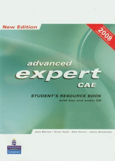 Advanced Expert New Workbook with key + CD - Outlet