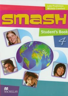 Smash 4 Student's Book - Michele Crawford, Luke Prodromou