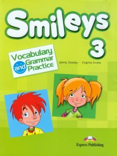 Smileys 3 Vocabulary and Grammar Practice - Outlet - Jenny Dooley, Virginia Evans