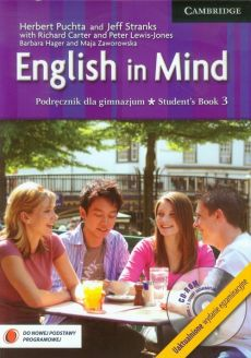 English in Mind 3 Student's Book + CD - Richard Carter, Herbert Puchta, Jeff Stranks