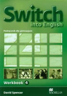 Switch into English 4 Workbook - Outlet - David Spencer