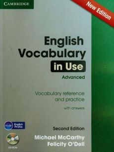 English Vocabulary in Use Advanced + CD - Michael McCarthy, Felicity Odell