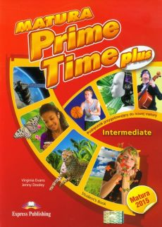 Matura Prime Time Plus Intermediate Student's Book - Outlet - Jenny Dooley, Virginia Evans