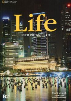 Life Upper Intermediate Student's Book + DVD