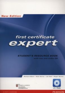 First Ccertificate Expert New Student's Resource Book +CD - Jan Bell, Roger Gower, Nick Kenny, Richard Mann