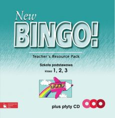New Bingo! Teacher's Resource Pack  1,2,3 - Outlet